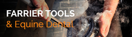 Farrier Tools & Equine Dental