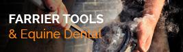 Farrier Tools & Equine Dental